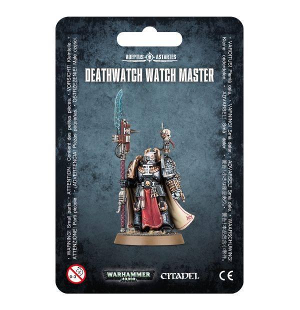 Games Workshop Deathwatch Watch Master
