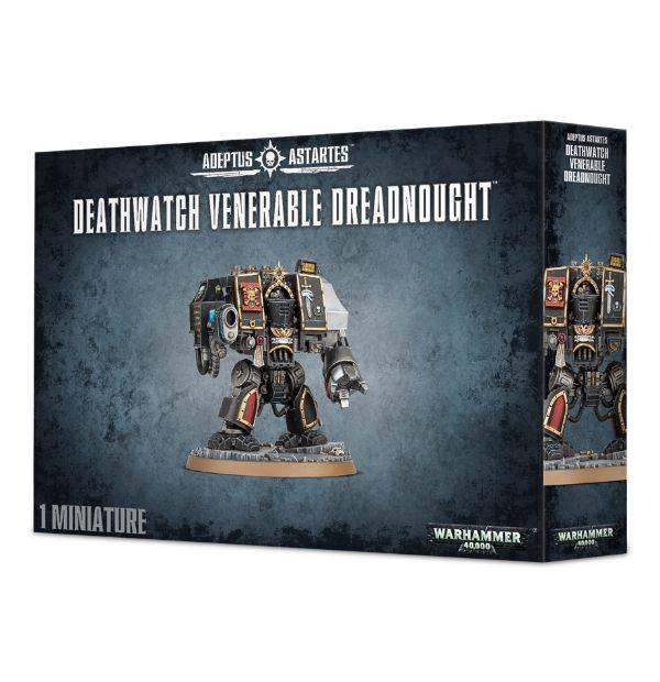 Games Workshop Deathwatch Venerable Dreadnought