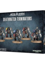 Games Workshop Deathwatch Terminators