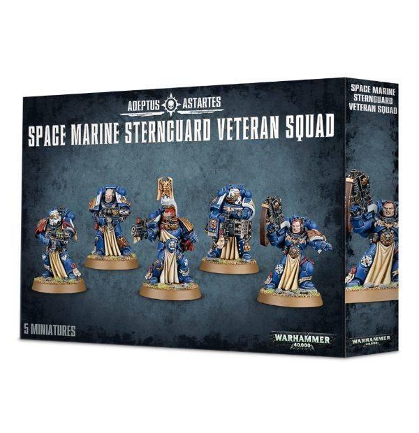 Games Workshop Sternguard Veteran Squad
