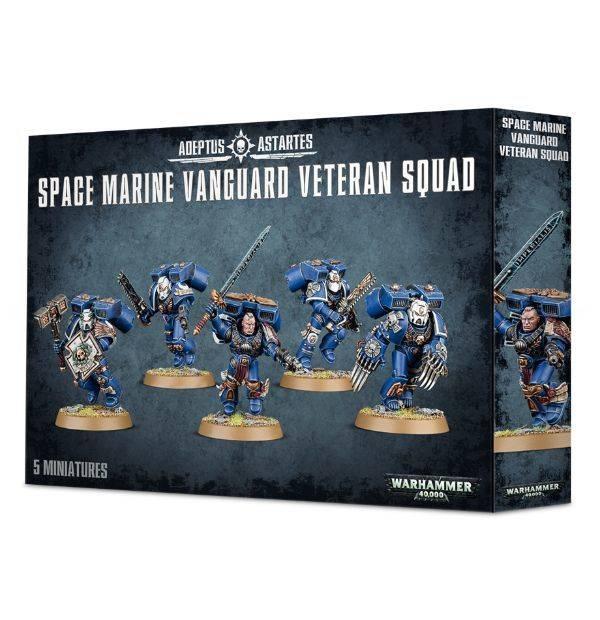Games Workshop Vanguard Veterans