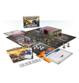 Games Workshop First Strike: A Warhammer 40,000 Starter Set