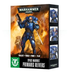 Games Workshop Easy to Build Primaris Reivers