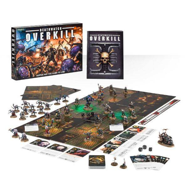 Games Workshop Deathwatch Overkill