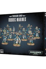 Games Workshop Rubric Marines