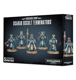 Games Workshop Scarab Occult Terminators