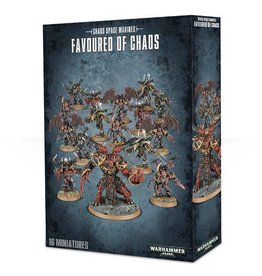 Games Workshop Favoured of Chaos