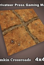 Frontline Gaming Privateer Press Mat: Grymkin Crossroads 4x4'
