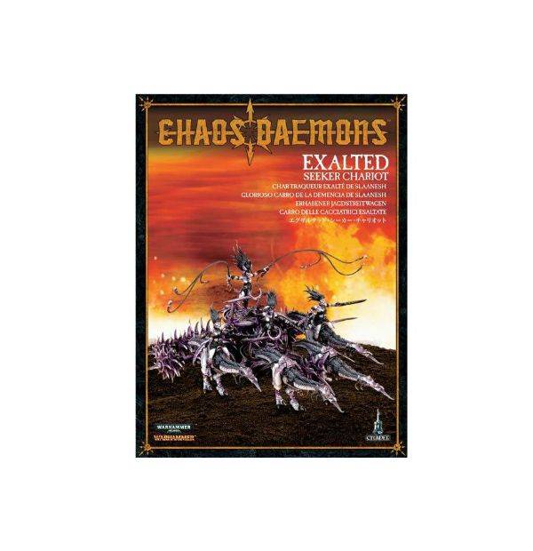 Games Workshop Exalted Seeker Chariot of Slaanesh