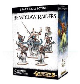 Games Workshop Start Collecting Beastclaw Raiders