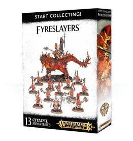 Games Workshop Start Collecting! Fyreslayers