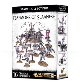 Games Workshop Start Collecting! Daemons of Slaanesh
