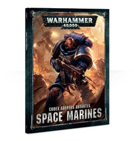 Games Workshop Codex: Space Marines