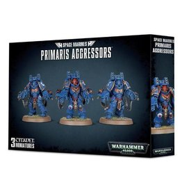 Games Workshop Primaries Aggressors (Pre-order)