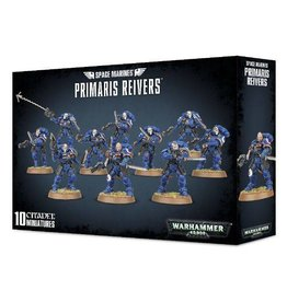 Games Workshop Primaris Reivers