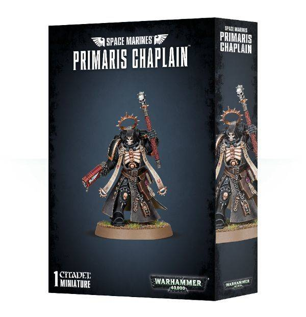 Games Workshop Primaris Chaplain