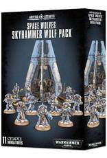 Games Workshop Space Wolves Skyhammer Wolf Pack