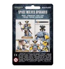 Games Workshop Space Wolves Upgrade Pack