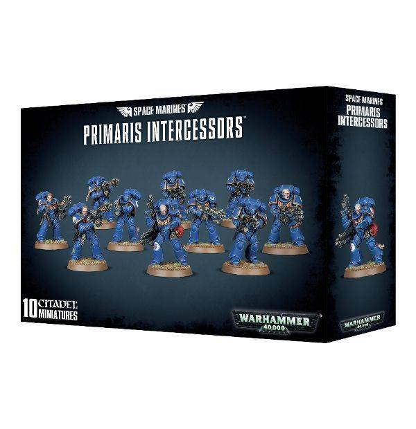 Games Workshop Primaris Intercessors