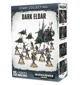 Games Workshop Start Collecting! Dark Eldar