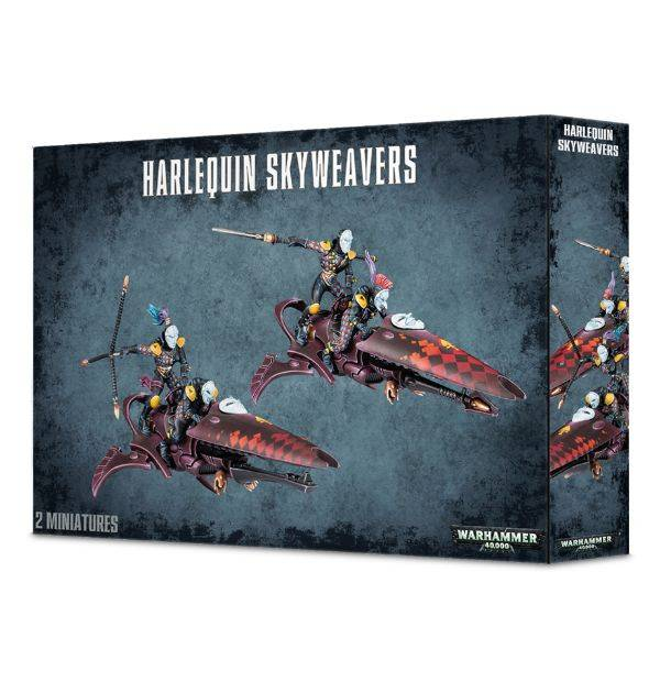 Games Workshop Harlequin Skyweavers