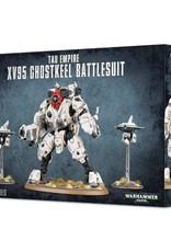 Games Workshop XV95 Ghostkeel Battlesuit