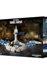 Games Workshop Tau Empire Tidewall Rampart
