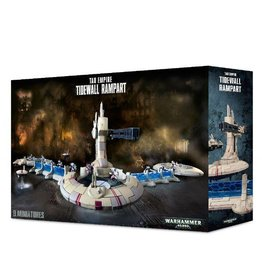 Games Workshop Tau Empire Tidewall Rampart