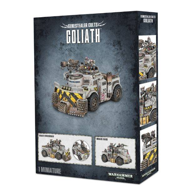 Games Workshop Goliath Truck