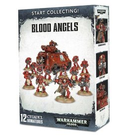 Games Workshop Start Collecting! Blood Angels