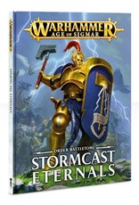 Games Workshop Battletome: Stormcast Eternals