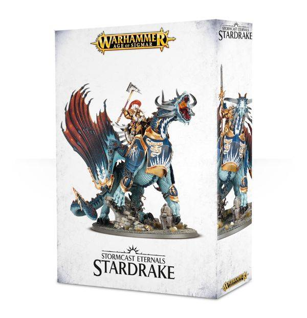 Games Workshop Lord-Celestant on Stardrake