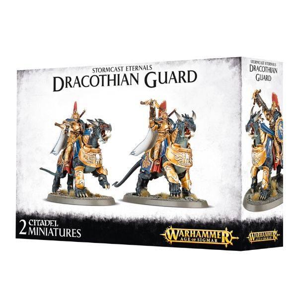 Games Workshop Dracothian Guard Fulminators