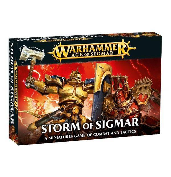 Games Workshop Storm of Sigmar