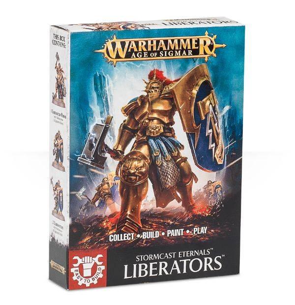 Games Workshop Easy to Build: Liberators