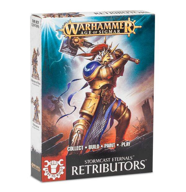 Games Workshop Easy to Build: Retributors