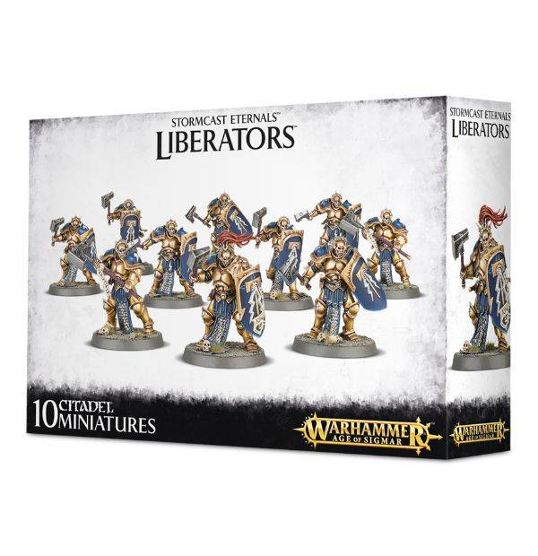 Games Workshop Liberators