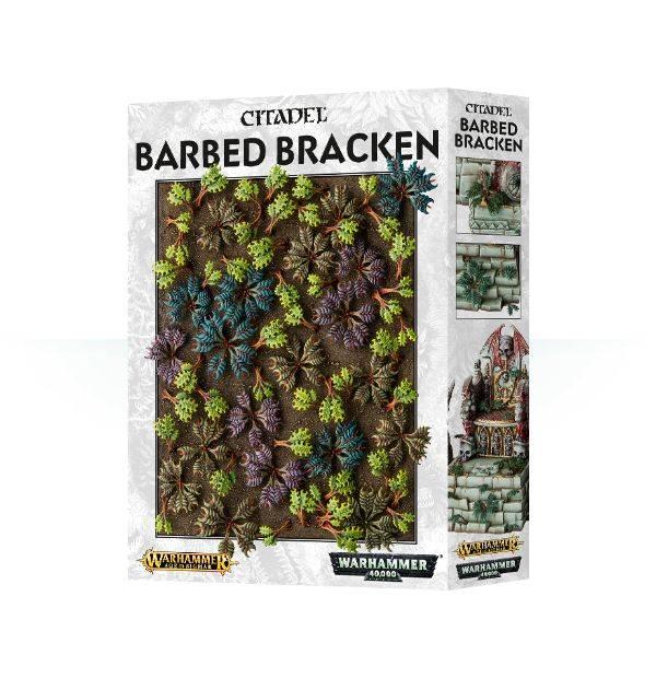 Games Workshop Barbed Bracken