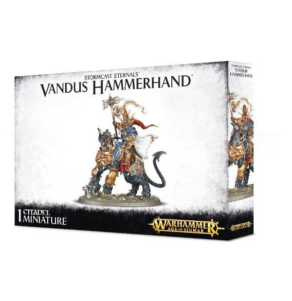 Games Workshop Vandus Hammerhand