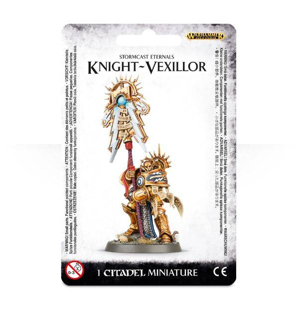Games Workshop Knight-Vexillor