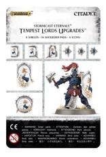 Games Workshop Stormcast Eternals Tempest Lords Upgrades