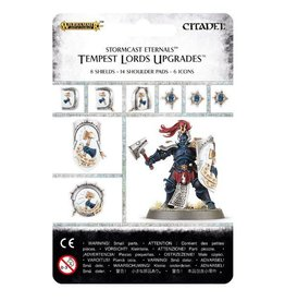 Games Workshop Stormcast Eternals Tempest Lords Upgrades