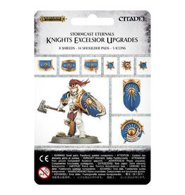 Games Workshop Knight-Excelsior Upgrades