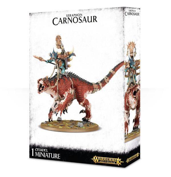 Games Workshop Carnosaur