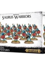 Games Workshop Saurus Warriors