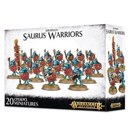 Games Workshop Saurus Warriors