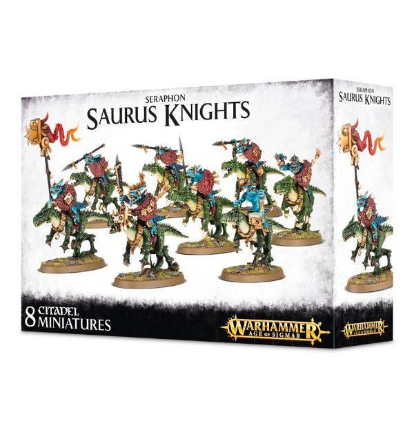 Games Workshop Saurus Knights