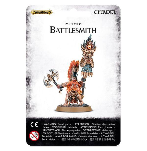 Games Workshop Battlesmith