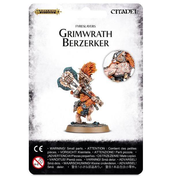 Games Workshop Grimwrath Berzerker