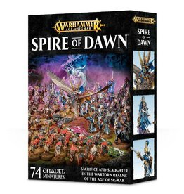 Games Workshop Warhammer Age of Sigmar: Spire of Dawn